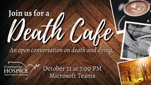 Death Cafe October