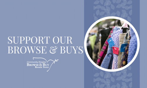 Support Browse & Buy Resale Stores